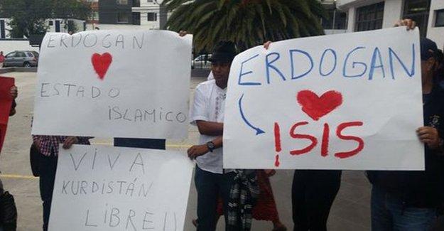 Ekvador'da koruma şiddetine karşı imza kampanyası başladı