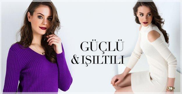 Erkek ve Kadın Modasını Sateen.com'la Yaşayın!
