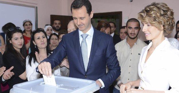 Esad, Suriye genel seçimlerinin tarihini açıkladı