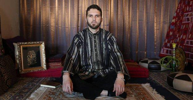 Eşcinsel imam: Gerçek İslam'ı temsil ettiğim söyleniyor