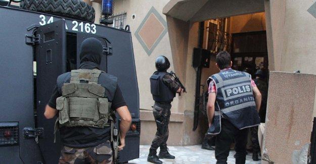 Esenyurt'ta polis operasyonu