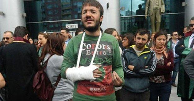 Eskişehir'deki Gezi dayağı  'işkence' sayıldı