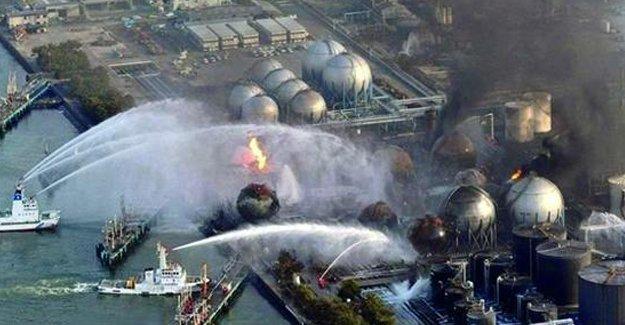 Fukuşima Nükleer Santrali'ni işleten şirketten açıklama