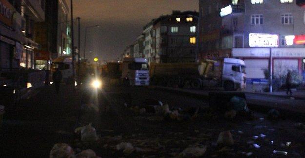 Gazi'de çatışmalar devam ediyor