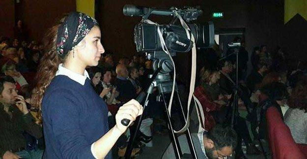 Haber takibi yapan DİHA muhabiri gözaltına alındı