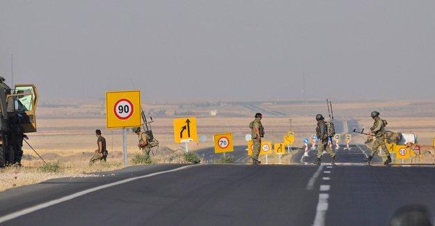 ANF: Şemdinli'den çıkışlar yasaklandı