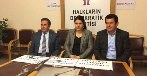 HDP: 9 gündür yaralılara ulaşamıyoruz