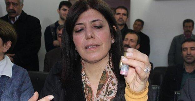 HDP'li Beştaş: Evlere PKK ve Hizbullah yazılı mermiler gönderiliyor