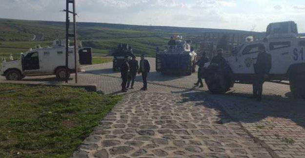 HDP vekili Encü'nün evine polis baskını ve darp