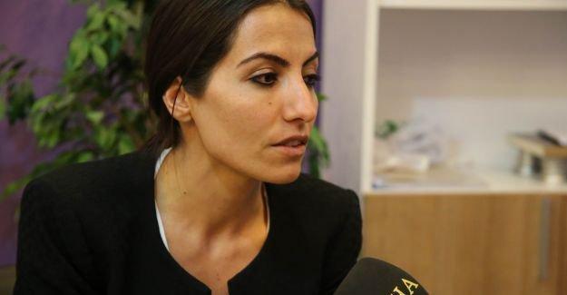 HDP'li Hezer'e taziyeye katılma soruşturması