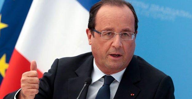 Fransa: Türkiye'ye vize konusunda taviz verilmemeli