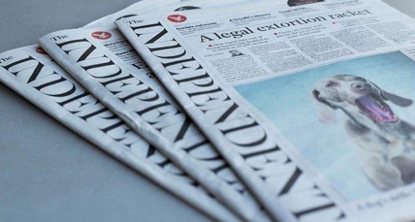 Independent ve Independent on Sunday kağıt baskıyı bırakıyor