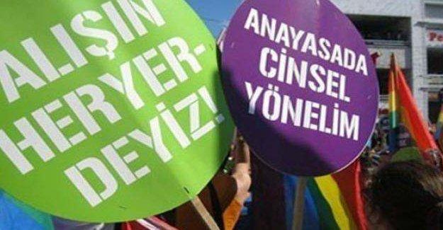 İnsan Hakları ve Eşitlik Kurumu yasa tasarısında, LGBTİ'lere ayrımcılık yapma!