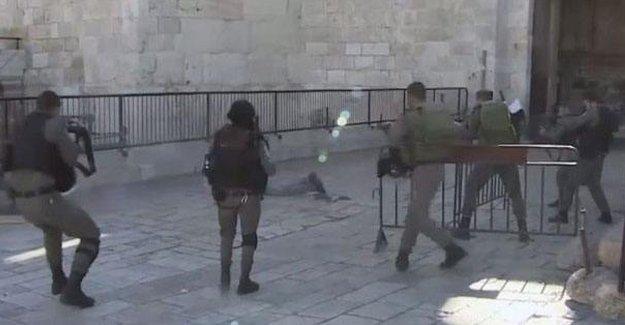 İsrail askerleri Filistinli genci kurşuna dizdi
