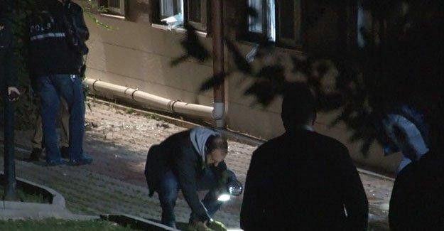İzmir Dokuz Eylül Üniversitesi'nin yerleşkesinde patlamalar