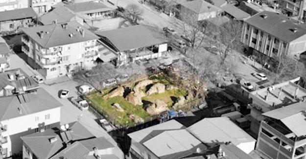 İznik'te Koimesis Kilisesi yok oluyor