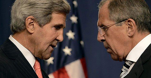 John Kerry: Rusya ile ateşkes konusunda anlaştık
