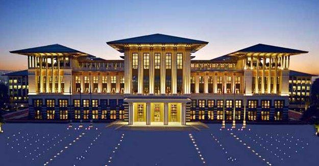 'Kaçak Saray' AİHM'de