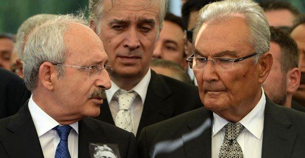 Kılıçdaroğlu'ndan Baykal yorumu: AKP'nin can simidi olmayı seçti