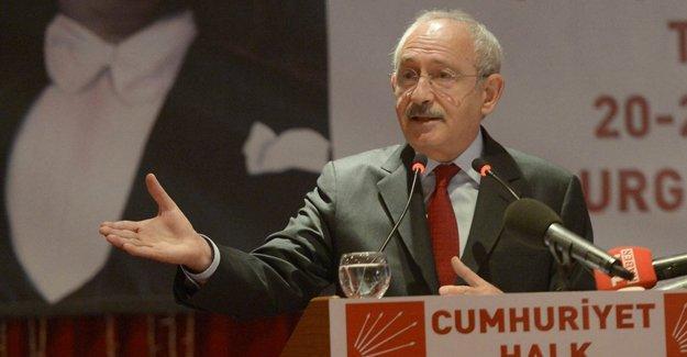 Kılıçdaroğlu: Türkiye, Pakistanlaşma sürecine girdi
