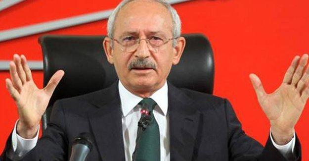 Kılıçdaroğlu'ndan TAK açıklaması