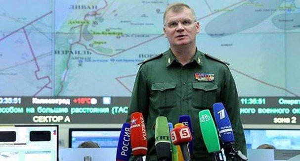 Konaşenkov: Türkiye, Suriye'de askeri müdahaleye hazırlanıyor