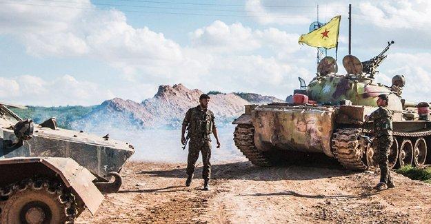 PYD: Federal yapılar tanınmalı aksi taktirde Kürtler bağımsızlık ilan eder