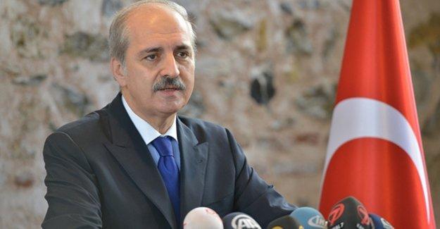 Kurtulmuş: PYD'nin Cenevre'de yer almasını diplomatik girişimler sonucunda engelledik