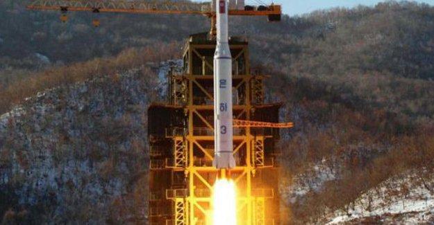 Kuzey Kore uzun menzilli roket fırlattı