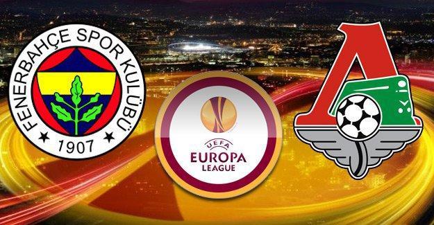 Lokomotiv Moskova-Fenerbahçe maçı saat kaçta, hangi kanalda?