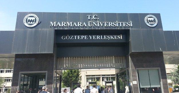 Marmara Üniversitesi'nde 35 'barış' akademisyenine soruşturma