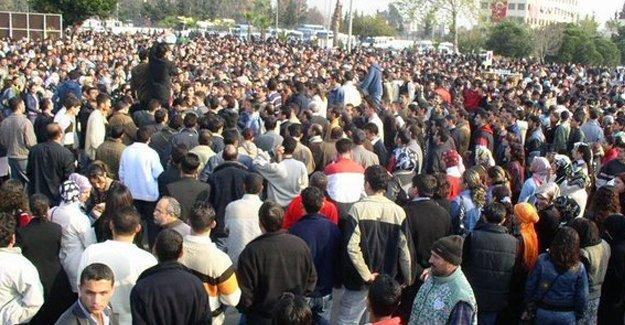 Mersin'de işçiler kazandı: İşçiler zammı kabul ettirdi