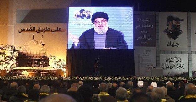 Nasrallah'tan Türkiye, ABD ve Suudi Arabistan'a gözdağı