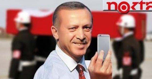 Nokta Dergisi yöneticilerine Erdoğan'a hakaretten dava