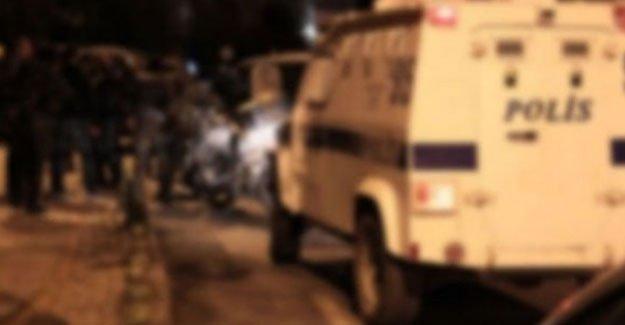 Nusaybin'de polis aracına saldırı: 1 ölü, 3 yaralı
