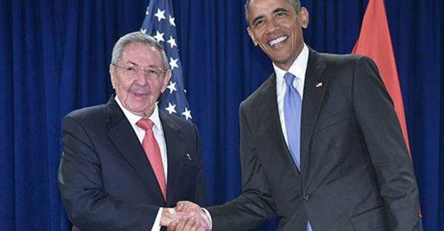 Obama: Küba'ya gideceğim