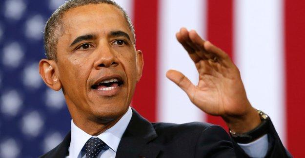 Obama: Suriye ve Irak'ta IŞİD bölgesi küçülüyor