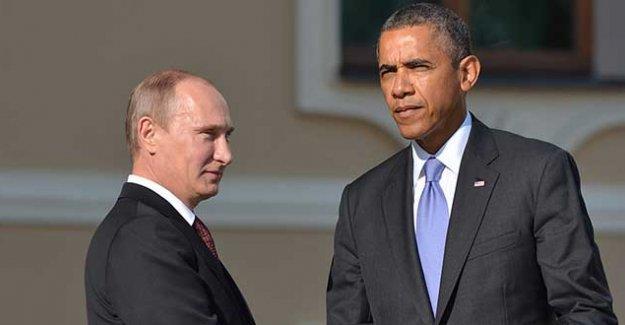 Putin ile Obama Türkiye-Suriye sınırını görüştü