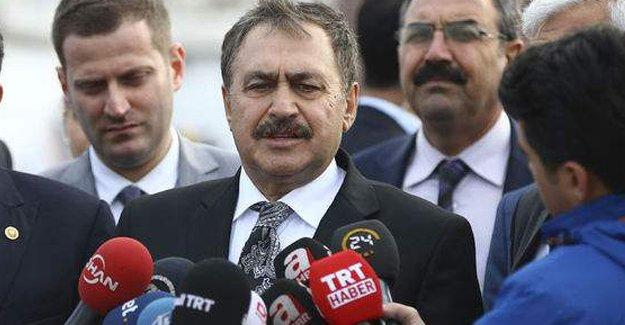 Orman ve Suişleri Bakanı'ndan Cerattepe açıklaması