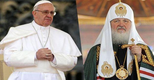 Ortodoks ve Katolik kiliselerinden tarihi adım
