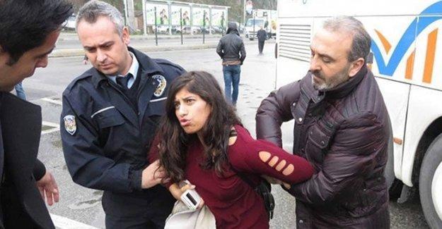 Otobüste gözaltına alınan Kırdağ: Kahraman olmak isteyen bir muavin yüzünden alındım