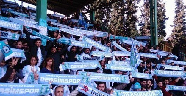 PFDK'dan Dersimspor'a ağır ceza