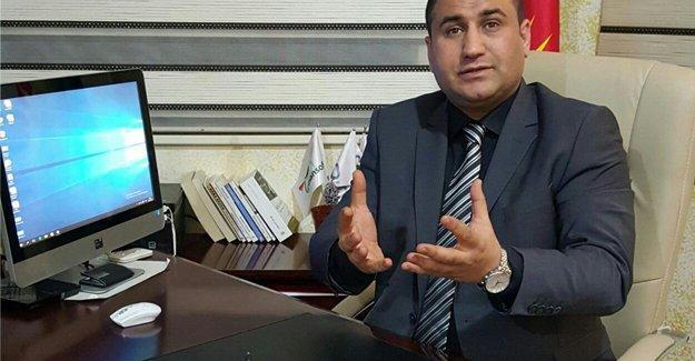 Rojhan Çetinkaya: Öz yönetim talebi bir haktır