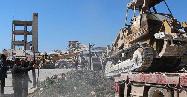 Rusya: İdlib'deki hastaneyi vuran uçaklar İncirlik'ten havalandı