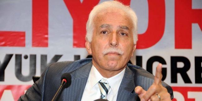 Saadet Partisi lideri Kamalak: Cumhurbaşkanının açıklaması talihsiz olmuştur