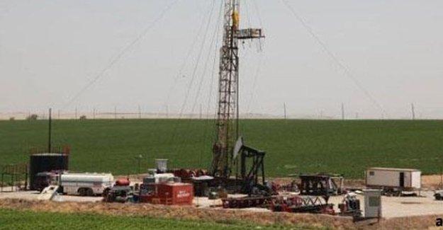 Sakarya'da doğalgaz bulundu