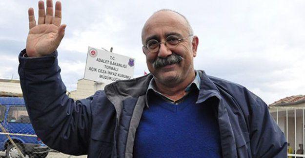 Sevan Nişanyan'ın hücre hapsi kaldırıldı