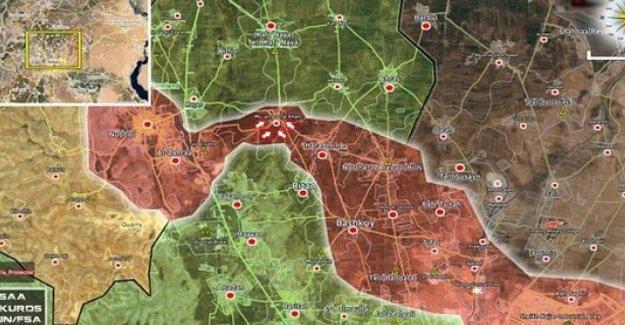 Şii beldeleri Zehra ve Nubul'daki 4 yıllık kuşatma kırıldı