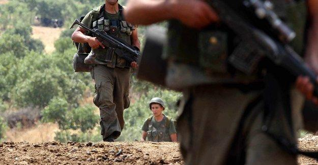 Şırnak'ta bir asker hayatını kaybetti