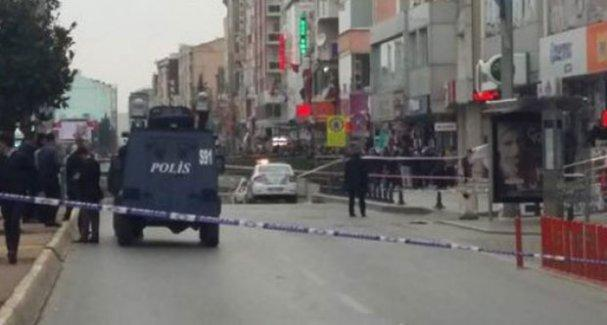 Sultanbeyli'de patlama oldu